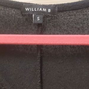 william b and friends Sweaters - Black dress sweater